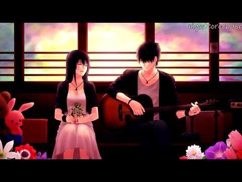 Nightcore - Moshimo Mata Itsuka もしもまたいつか (English Lyrics) | (Mungkin Nanti) - Feat Ariel Nidji