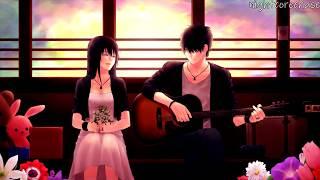 Nightcore - Moshimo Mata Itsuka もしもまたいつか - Mungkin Nanti feat Ariel Nidji - (Lyrics)