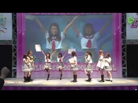HD _ スクフェス感謝祭2016 ~OSAKA~ 開会式 HD | 2016