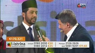 Ahmadiyya Malta Participates in L-Istrina 2018