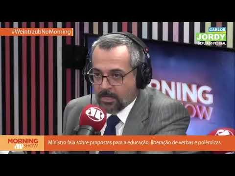 Ministro da Educação de Bolsonaro fala sobre Paulo Freire