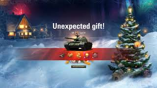 World of Tanks new year gift box how to increase luck with hardbass! Type 59!