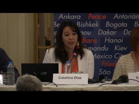 Barış Süreçlerini Canlandırmak / Panel 4: Kolombiya Barış Süreci