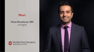 Meet urologist Nima Baradaran, MD   Ohio State Medical Center
