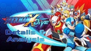 Mega Man X DiVE Announced for Android & iOS! - Details, Story, Characters & Gameplay Analysis