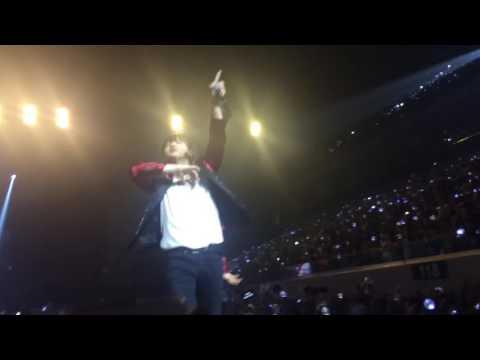 BTS WINGS TOUR MANILA (JIMIN INTERACTION)