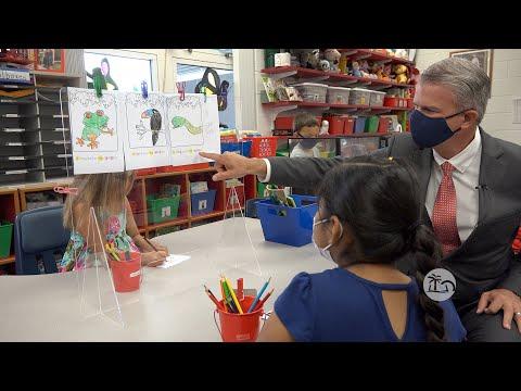 Dr. Asplen: On the Move | Gulf Gate Elementary School
