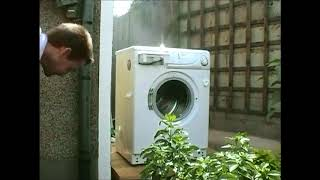 Pumped Up Washing Machine (LOUD)