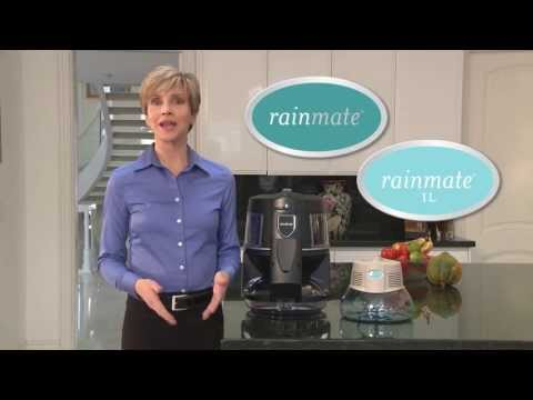 Create A Soothing Environment With The Rainmate Il