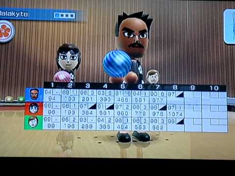 S3 Wii Bowling 02  Music Choices