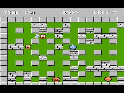 Прохождение Bomberman часть-1 Бомбометатель