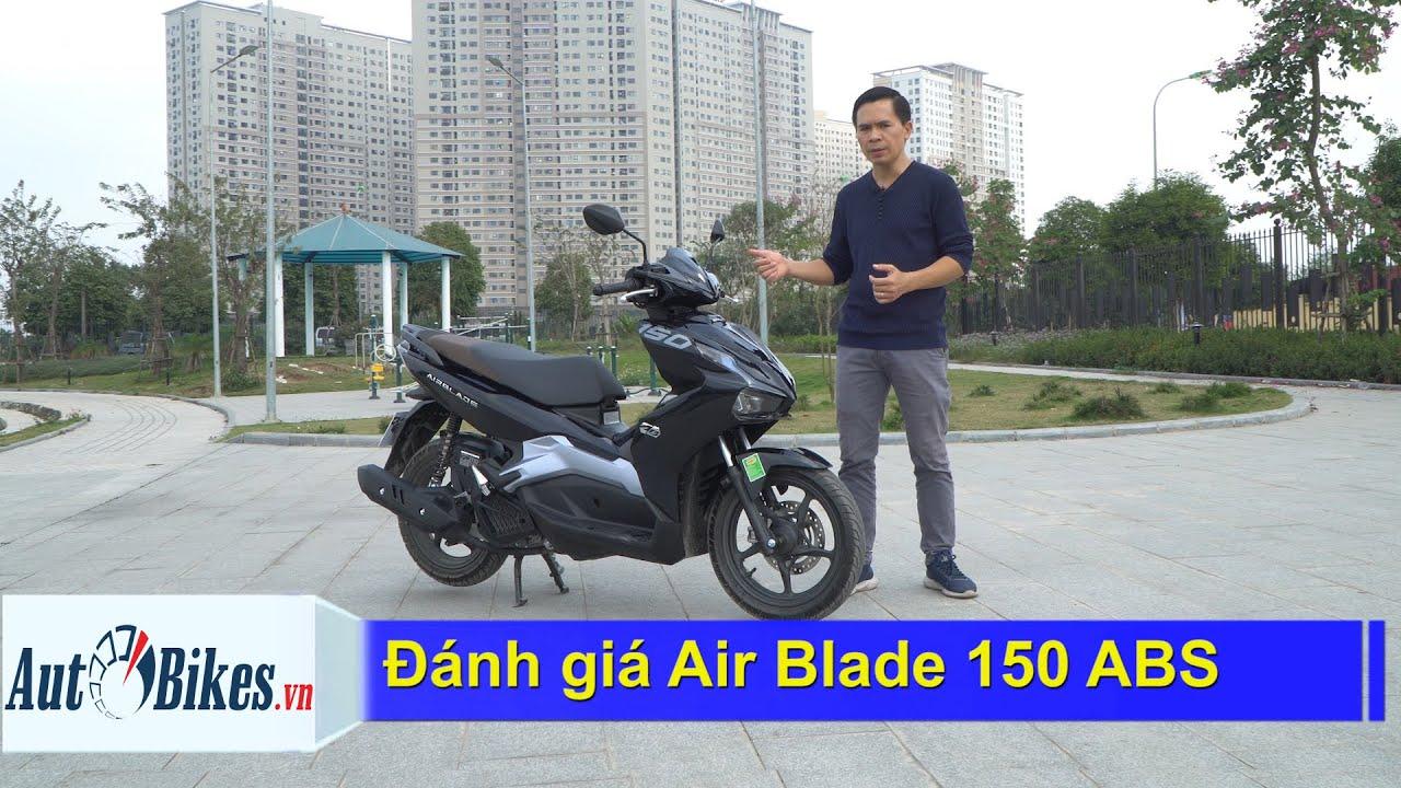 Đánh giá chi tiết Honda Air Blade 150 ABS 2020 giá 55 triệu đồng