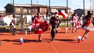El costillar es mio - Colegio Bernardo O´higgins - Hualpén 2013