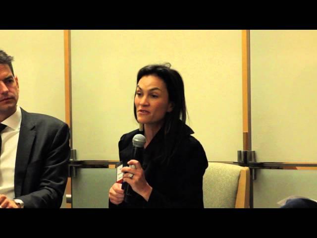 WITA TPP Series: Consumers Panel: Sarah Bovim of Whirlpool 12/9/15