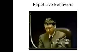 RBT Training Lesson 1:  Introduction to Autism Spectrum Disorders