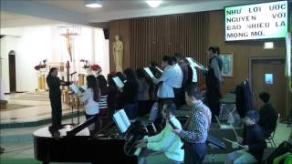 Dâng Cha khoan nhân  -  Ign Nguyễn Hùng Lân