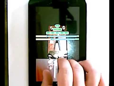 Amateur ham radio CW Morse code practice iambic paddle app for Android by  KG9E