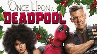 Once Upon A Deadpool Land Title And New Release Date