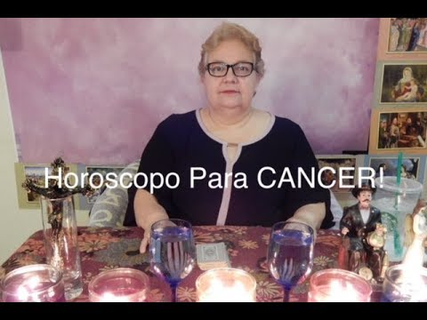 Horoscopo Para CANCER!