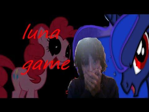my little pony creepypasta luna game youtube