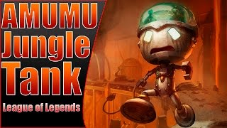 Amumu Jungle - GG Itens Recomendados