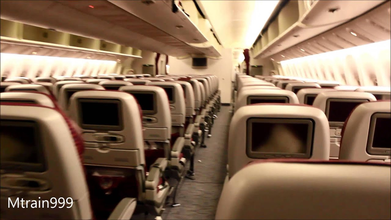 Boeing 777-300ER: seating Q&A - Page 3 - FlyerTalk Forums