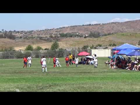 2016 San Diego Premiere Classic - SD Surf Academy Select vs SD Soccer Club Navy