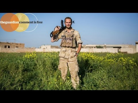 Why I left my city job to fight Isis - Macer Gifford | Comment is Free