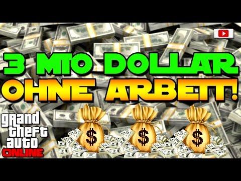 GTA 5 Online -🔥💰3 Millionen Dollar Ohne Arbeit!💰🔥[Bester AFK Capture Job, Schnell Viel Geld Machen!]