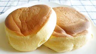 Successful Making Souffle Pancake