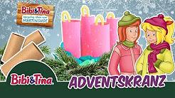 Adventskalender Bibi Und Tina Diy Nachaltiges Basteln Youtube