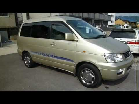 2001 Toyota Liteace Noah used car for sale Japan. Stock car information    TODOROKI TRADING e144640be06d