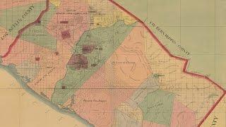 Metal Detecting in Orange County California (1889) Map Collaboration