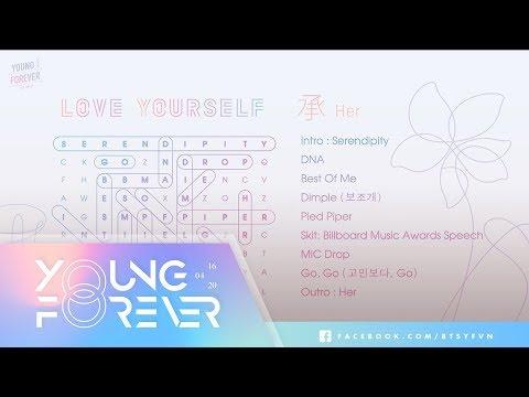 "[VIETSUB + KARA] BTS (방탄소년단) - LOVE YOURSELF 承 ""HER"" ALBUM"