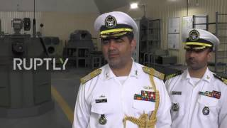 Russia: Iranian military officials inspect Russian defence capabilities in Sevastopol
