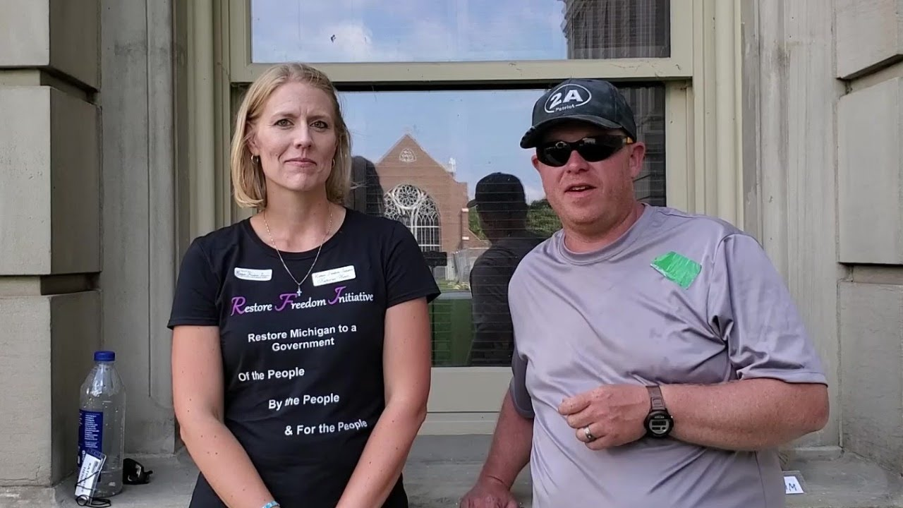 Michigan Supreme Court Decision & Gov Whitmer : With Attorney Katherine Henry : Restore Freedom MI