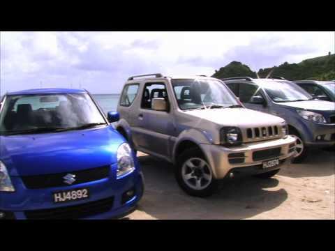 Drive a Matic Car Rentals St Lucia