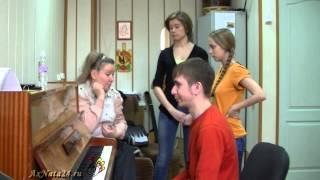 Урок вокала. Упражнения на Дыхание. Задачи бывают разные