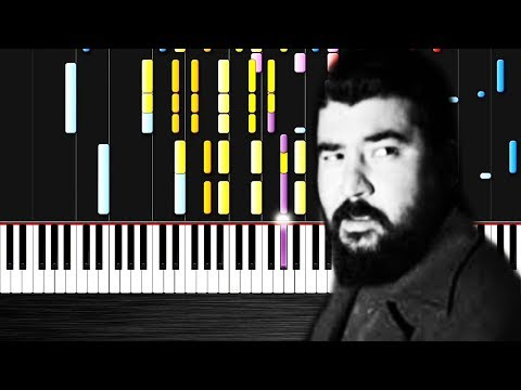 Gömün Beni Çukura - Impossible Remix - Piano by VN