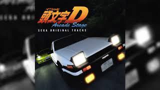 Initial D Arcade Stage Sega Original Tracks - 02 Stage Select (10 Hours)