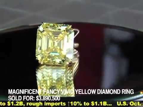 RAPAPORT, DECEMBER 12, 2012: Diamonds Achieve High Prices at New York Auctions