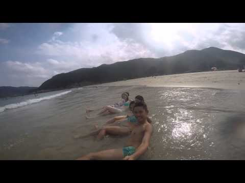 Ham Tin Wan Beach Day with Spence & the Gang