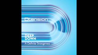 Deep Down - A Definite Strangeness (Original Mix)