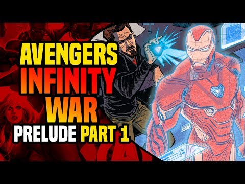 What Happened In The MCU Up To The Infinity War Film ( Infinity War Prelude Part 1 )