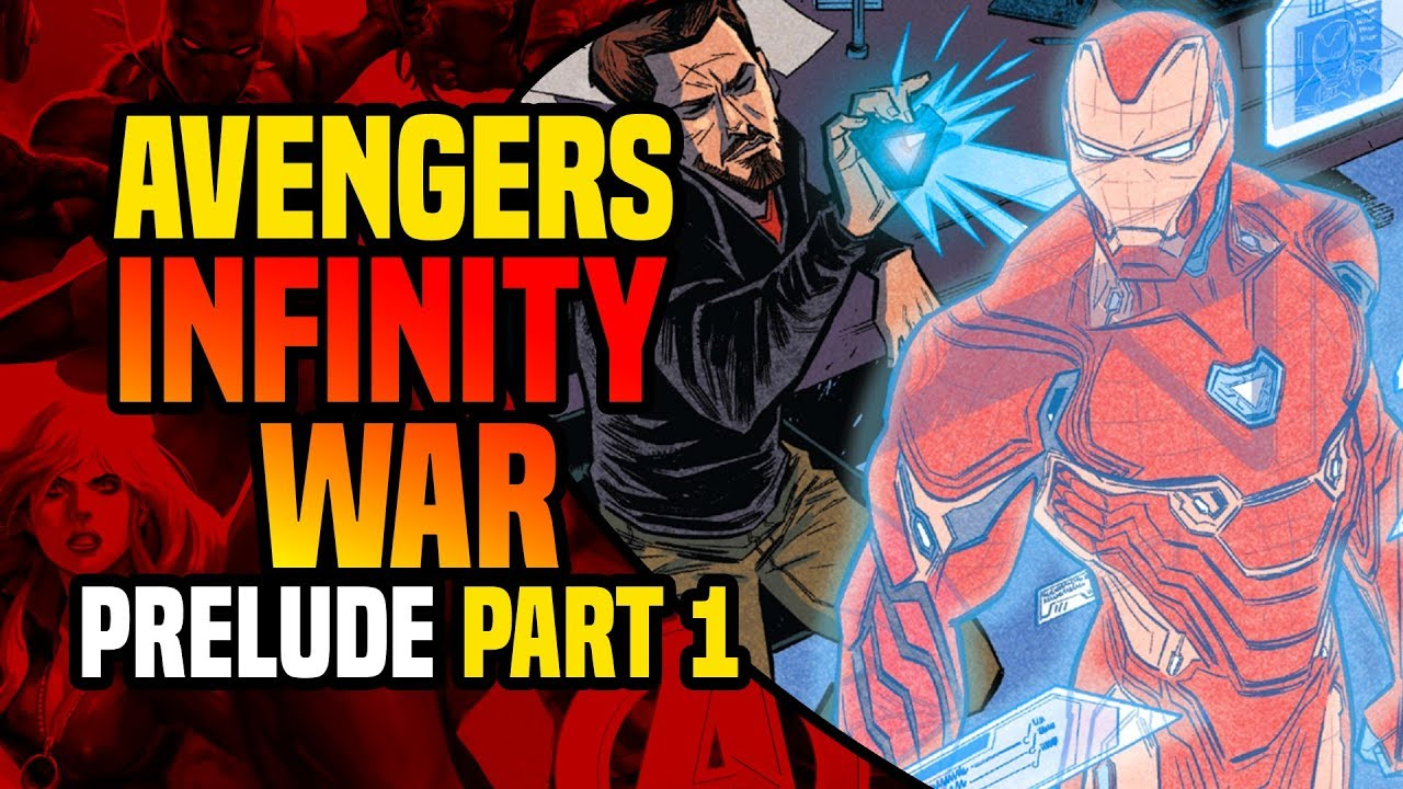 What Happened In The MCU Up To The Infinity War Film ...