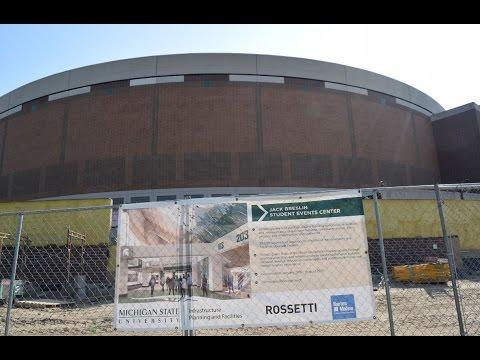 Inside MSU: Breslin Renovation