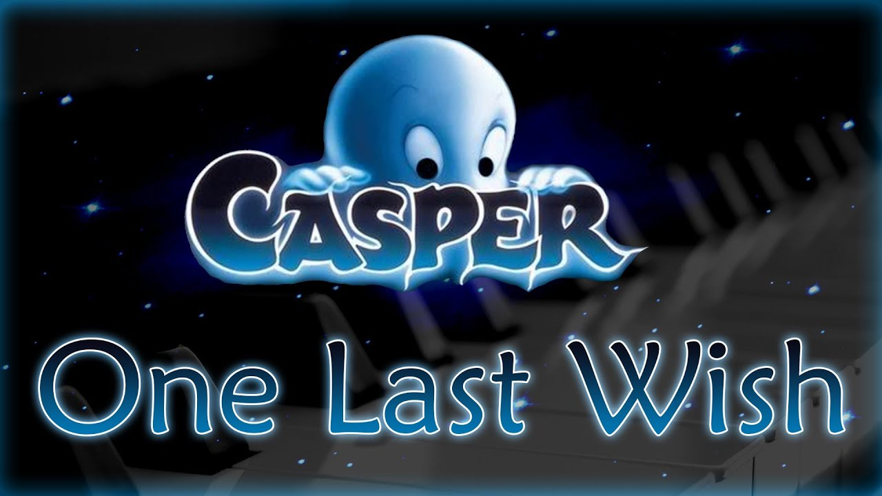 casper movie logo. casper theme \ movie logo