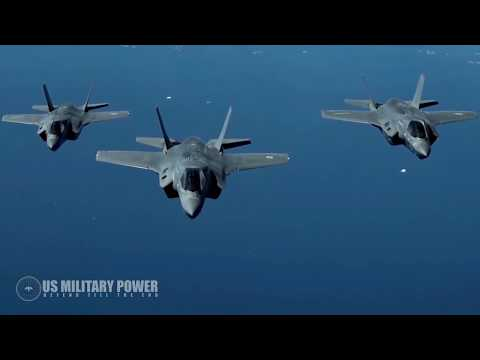 Here's Why The F-35 is One of the Deadliest Fighter Jets on the Planet
