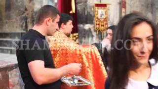 Լոռու մարզի Ախթալայի Սուրբ Աստվածածին եկեղեցում տեղի ունեցավ «Վերջին զանգի» օրհնության արարողակարգ