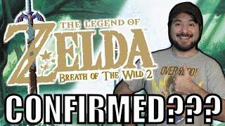 The NEXT Zelda Game CONFIRMED ahead of Nintendo Direct?
